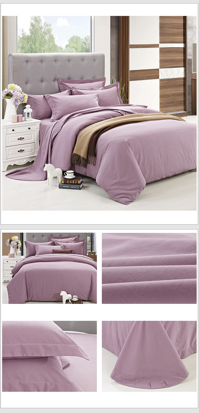 Wholesale Fashion Sanding Bed Sheet Duvet Cover Beddings Home Textile Bedding Sets