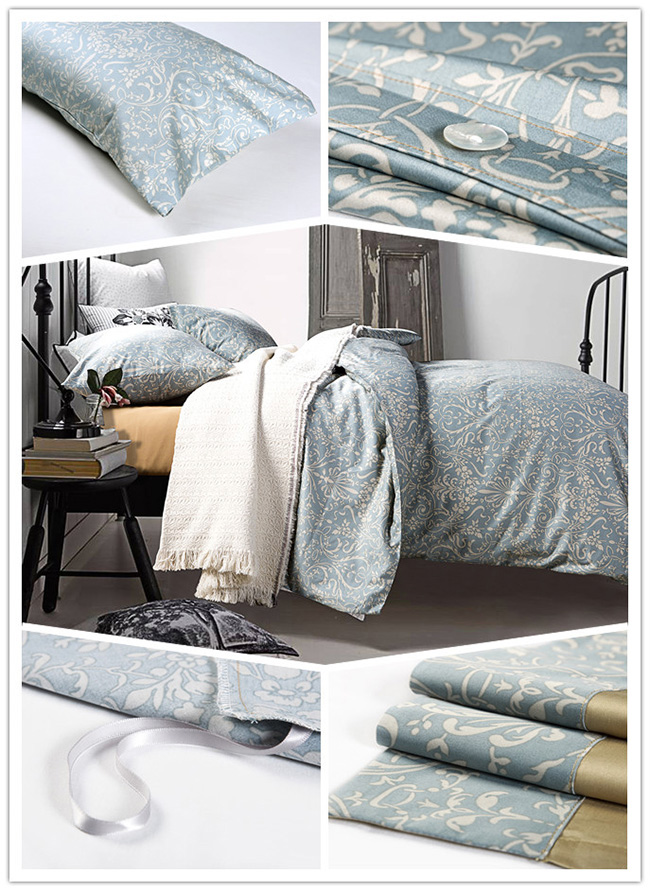 Wholesale 2015 New Fashion Printed Bedding Sets Bed Sheet Duvet Cover Beddings Home Textile