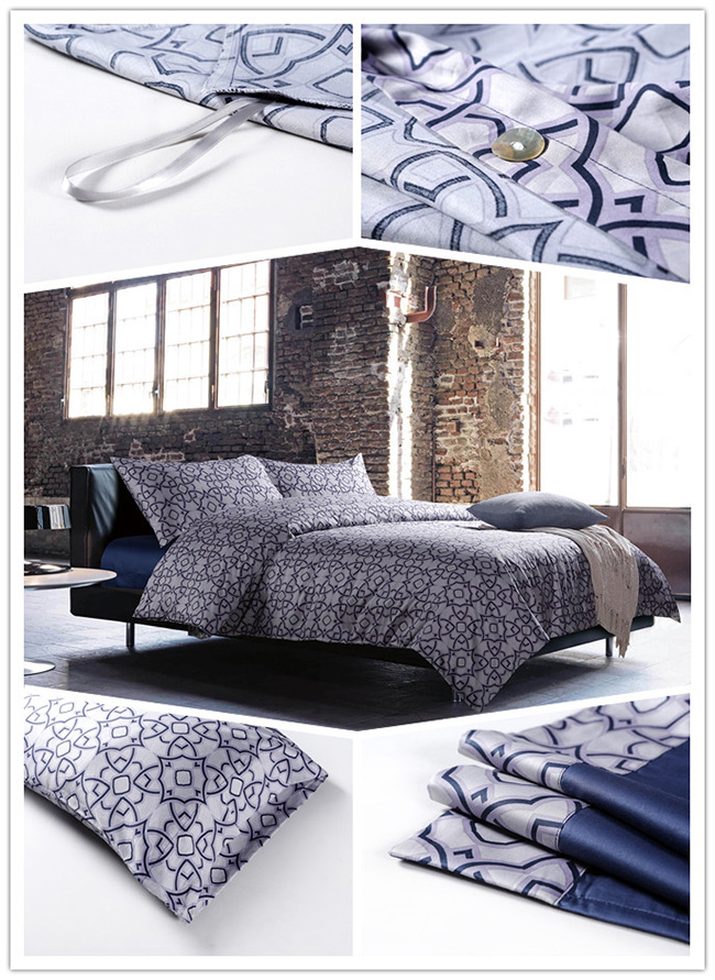 On Sale Wholesale New High-grade Flowwe Printed Beddings Sets Bed Sheet Duvet Cover Beddings Home Textile Free Express Ship