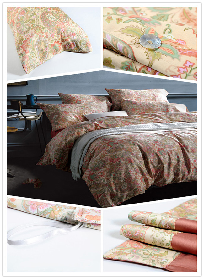Wholesale Bedding Sets Fashion Printed Beddings Sets Bed Sheet Duvet Cover Home Textile HOT