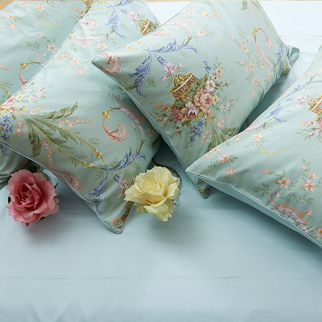Wholesale 2015 New Fashion Beddings Sets Printed Flowers Bed Sheet Duvet Cover Home Textile