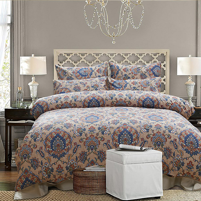 Bedding Sets 2015 New Cotton Bed Sheet Duvet Cover Beddings Home Textile Free Express Ship BE151