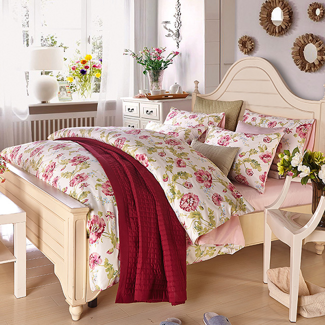 Wholesale 2015 Fashion Bedding Sets Bed Sheet Duvet Cover Beddings Home Textile BE136