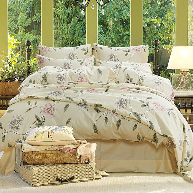 Free Express Ship Bedding Sets 2015 New Cotton Bed Sheet Duvet Cover Beddings Home Textile BE153