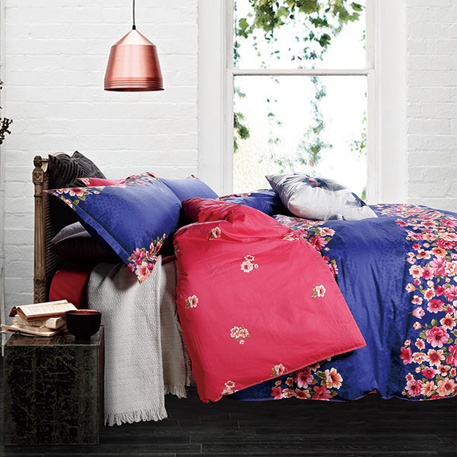 Free DHL EMS Ship 2015 New Bedding Sets Cotton Flower Bed Sheet Duvet Cover Beddings Home Textile
